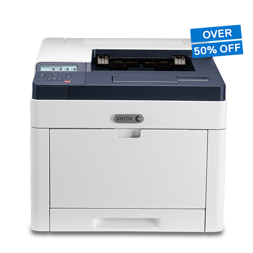 Xerox Phaser 6510/DNI Color Laser Printer for Free