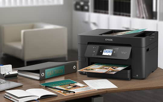 Save up to 40% on top printers.