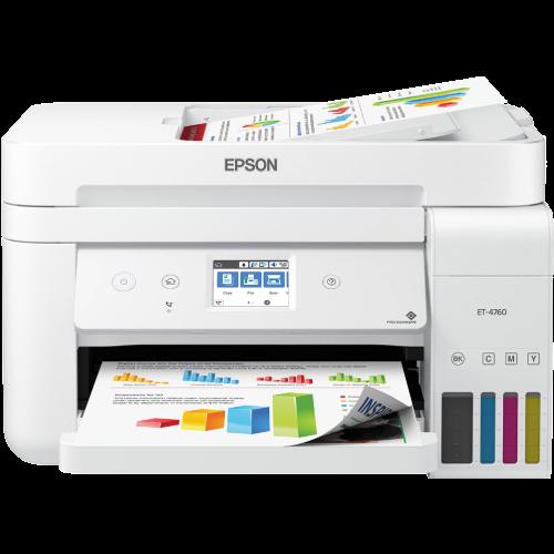 Epson EcoTank ET-4760 All-in-One Color Printer
