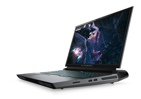 ALIENWARE AREA-51M R2 GAMING LAPTOP