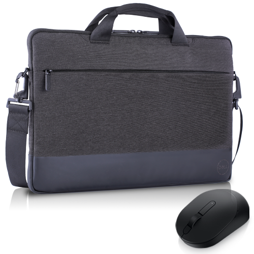 "Kit Capa Professional 14"" + Mouse Sem Fio e Bluetooth MS3320W"