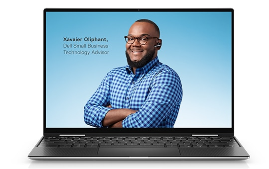 Xavaier Oliphant, Dell Small Business Technology Advisor