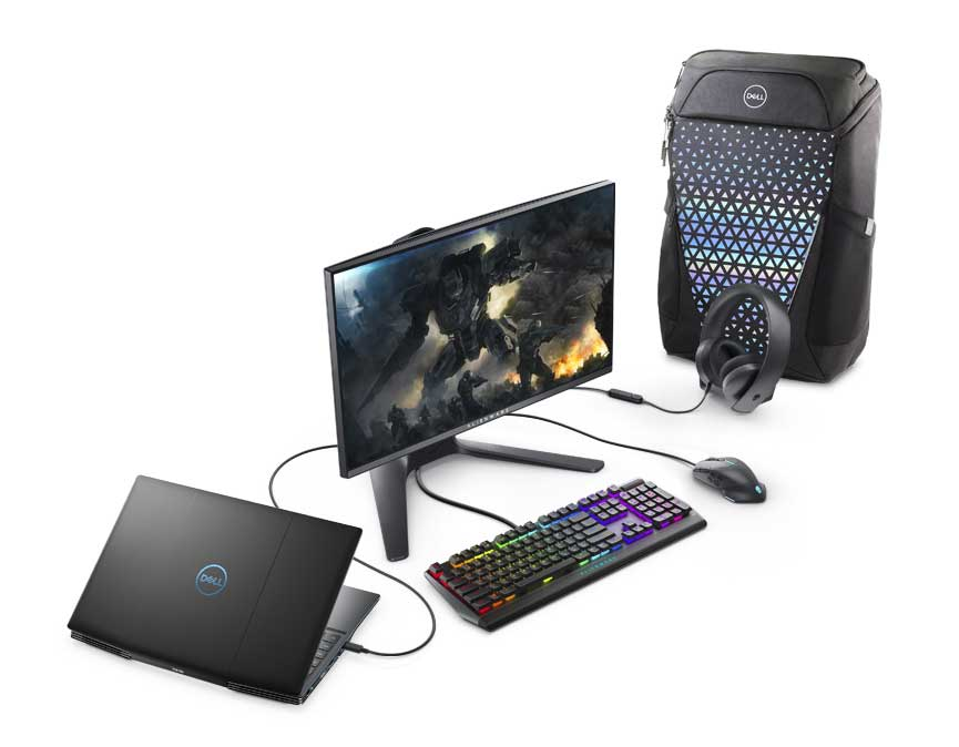 Dell Gaming 15 3000 Series (G3) Non-Touch Notebook
