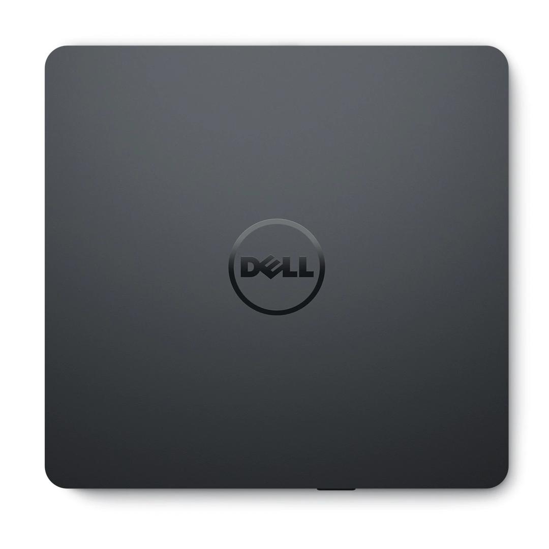 Unidade USB fina de DVD +/- RW da Dell - DW316