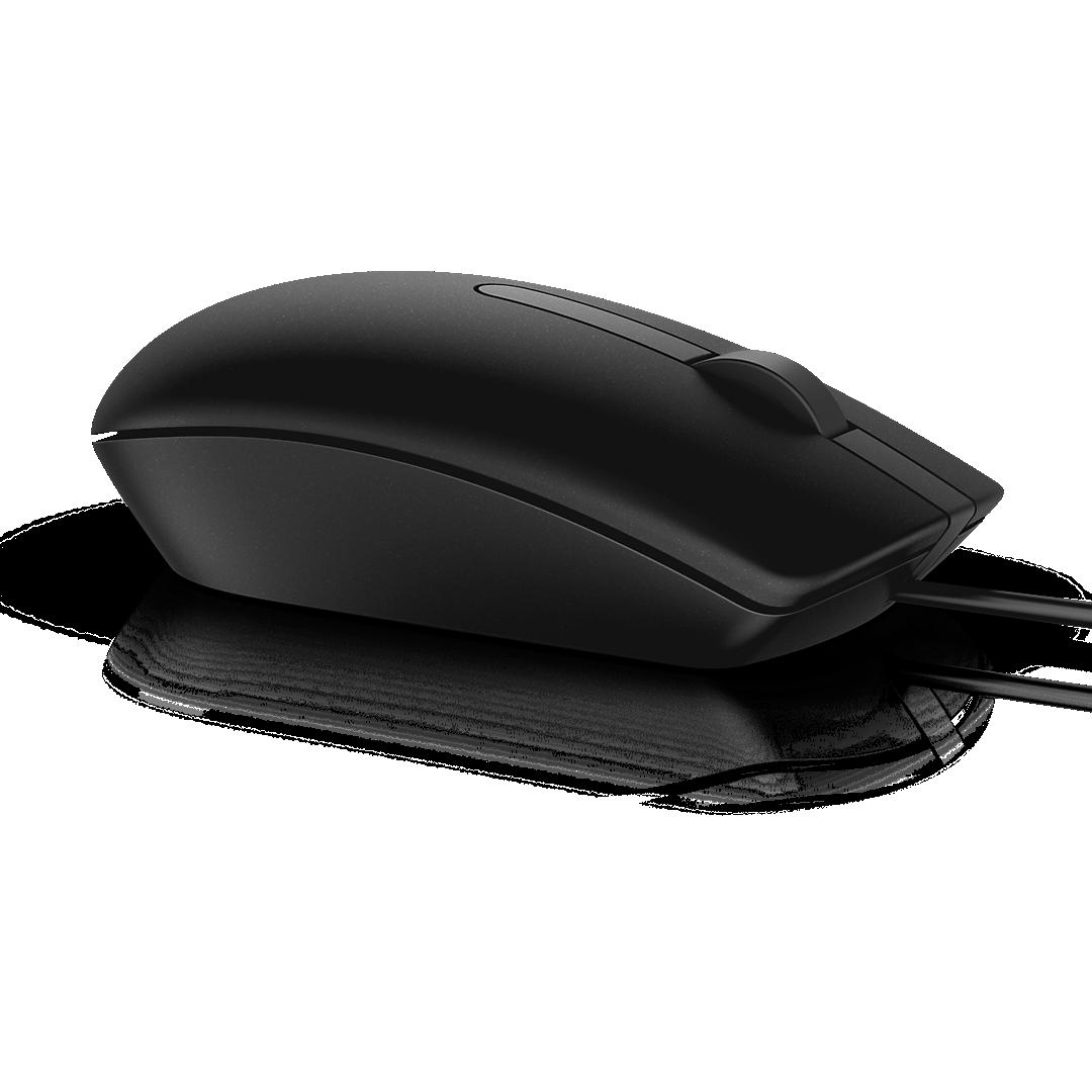 Mouse com fio  Dell MS116