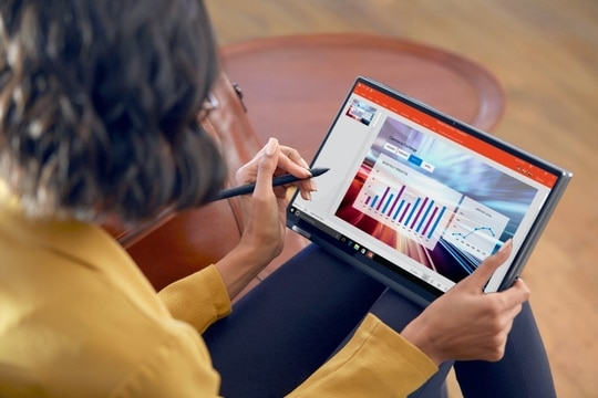 tablets powered by Intel for your business