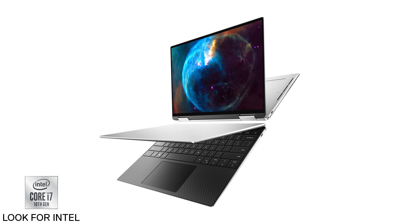 New XPS 13 2-in-1 Laptop