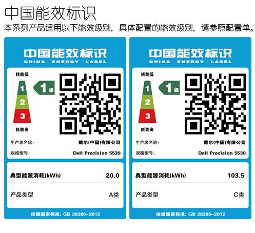 中国能效标识