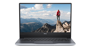 Inspiron 15 7572 Laptop.