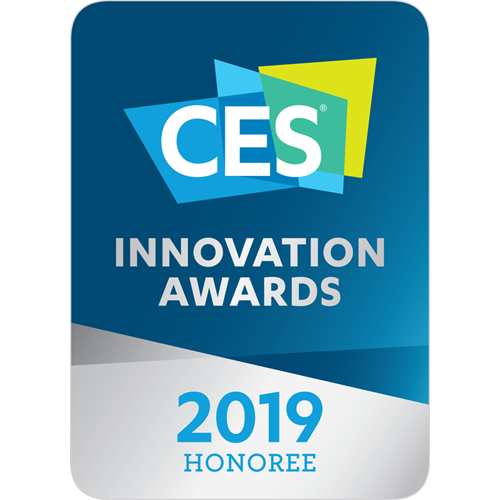 CES-2019 Innovation Awards Honoree