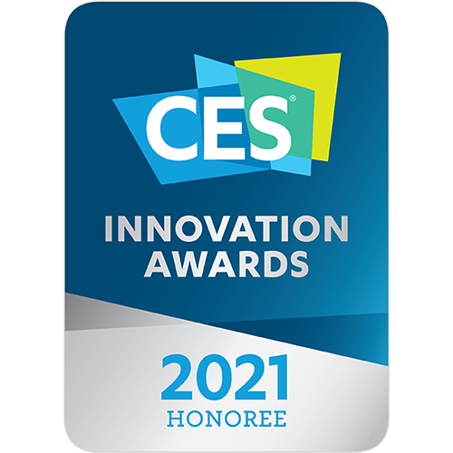 CES® 2021 Innovation Awards Honoree (Computer Peripherals & Accessories)