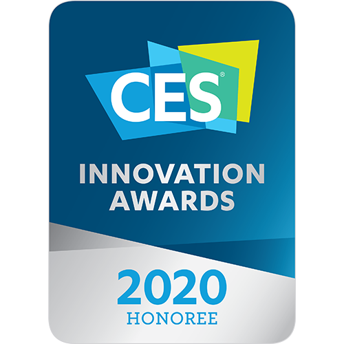 CES® 2020 Innovation Awards Honoree