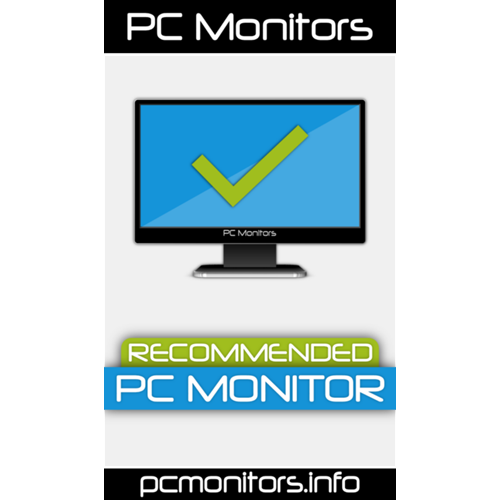 """""""Strong 'out of the box' performance, decent responsiveness and excellent colour reproduction within the sRGB colour space."""" — PC Monitors"""