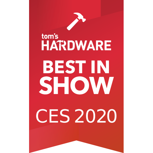 Tom's hardware CES 2020 Awards', Best Laptop: XPS 13 – Tom's Hardware