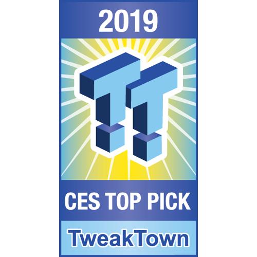 Alienware AW5520QF 55-inch OLED:  TweakTown's Best of CES 2019 Awards — TweakTown