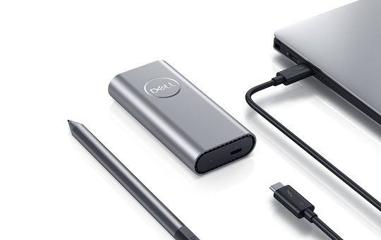 Dell's Portable Thunderbolt 3 SSD