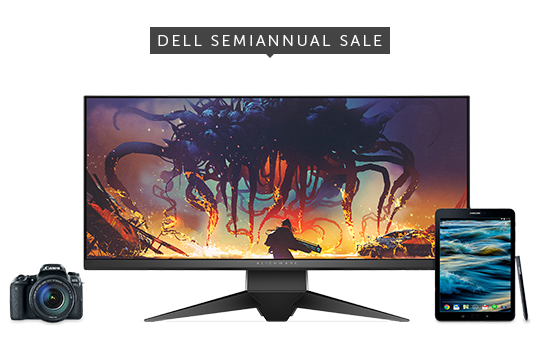 Save on Dell accessories and electronics.
