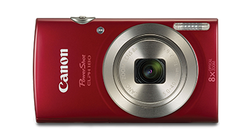 Canon Point + Shoot Cameras
