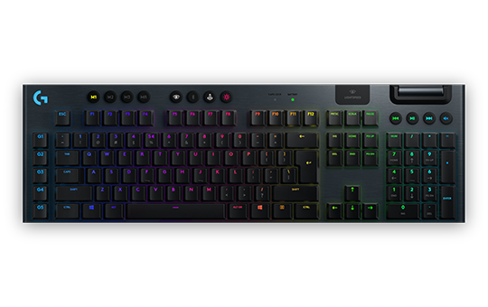 The next dimension of premium gaming keyboards.