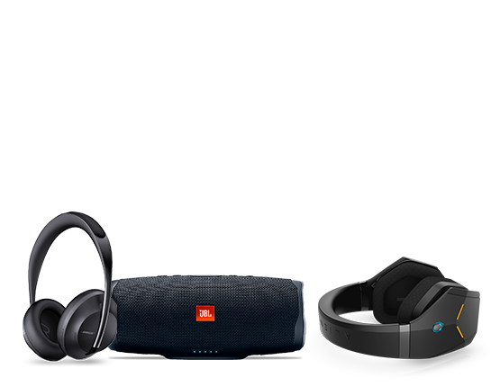 Headphones, Speakers & Audio Systems