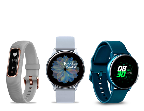 Smart Watches & Fitness Trackers