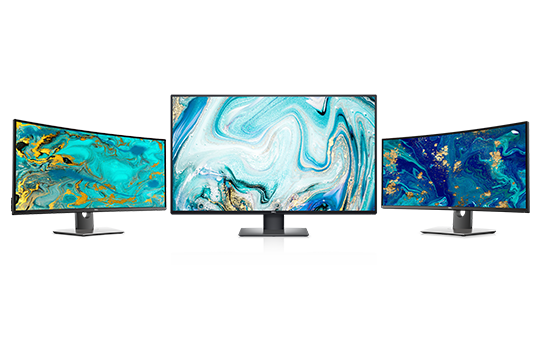Save 25% on UltraSharp Monitors.