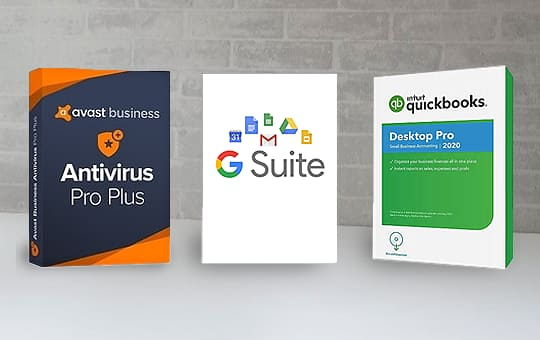 Top Software Titles – Up to 40% off