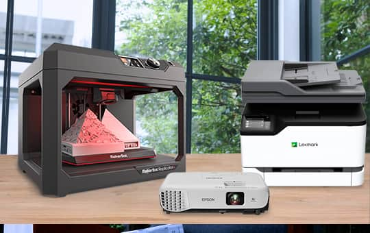 Printer, Projector & Scanner Event