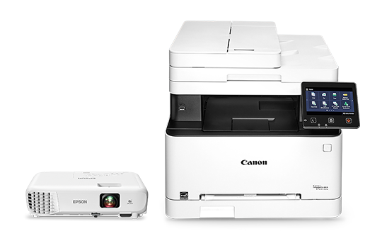 Printers, Scanners and Projectors