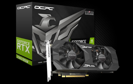 Introducing New OCPC NVIDIA GeForce RTX Series GPUs