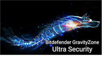 Bitdefender GravityZone Ultra Security