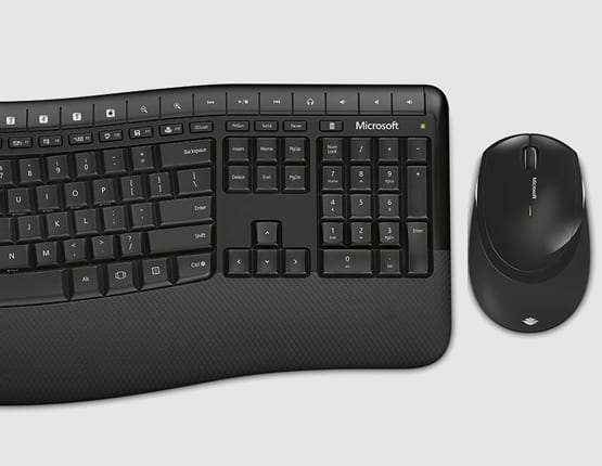 Microsoft Wireless Keyboards