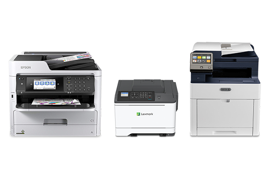 Up to 40% off Business Printers