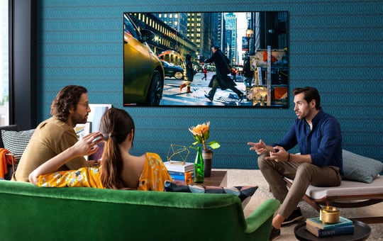 Introducing Samsung QLED 8K.