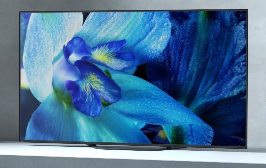 Introducing Sony OLED TVs