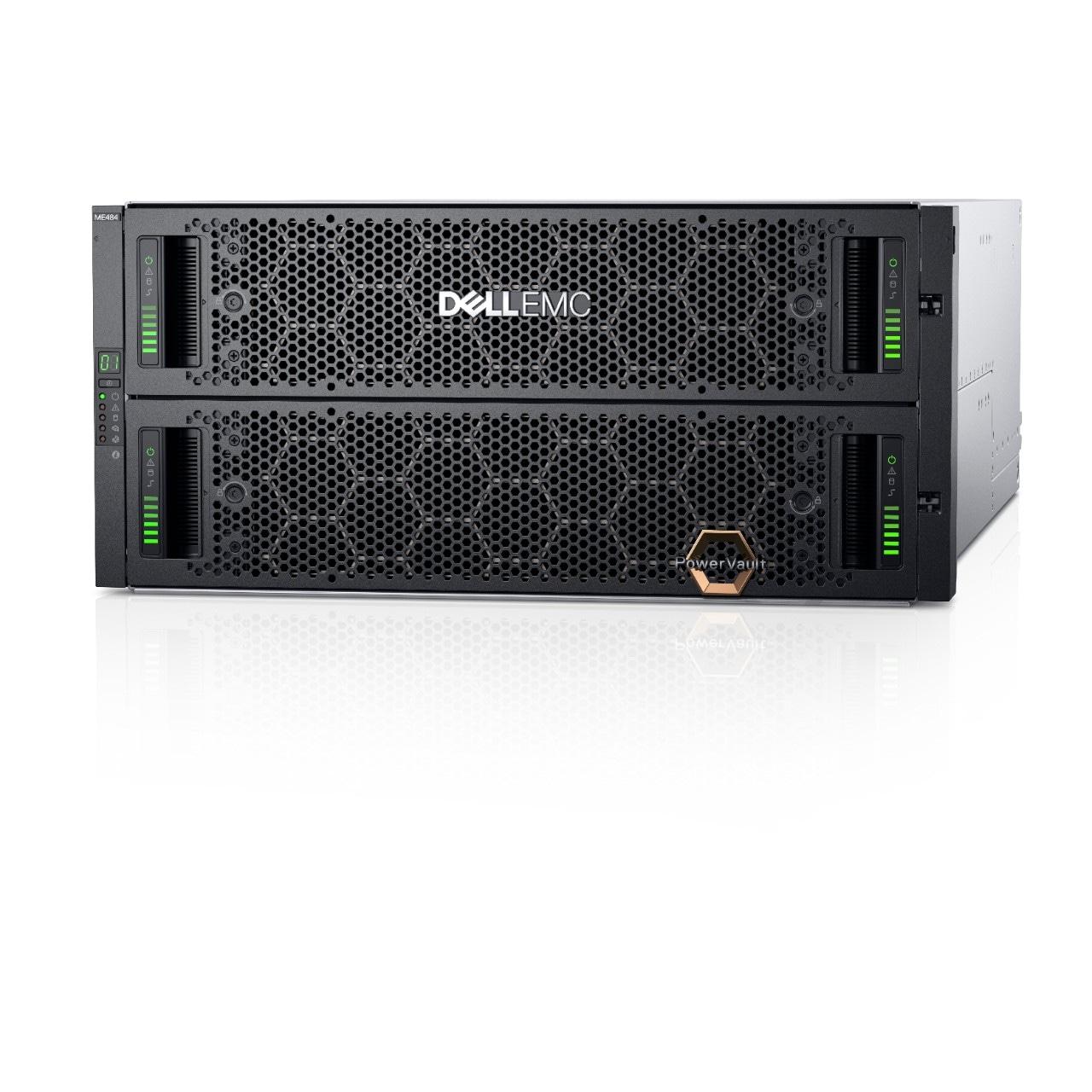 PowerVault ME484 Storage Expansion Enclosure