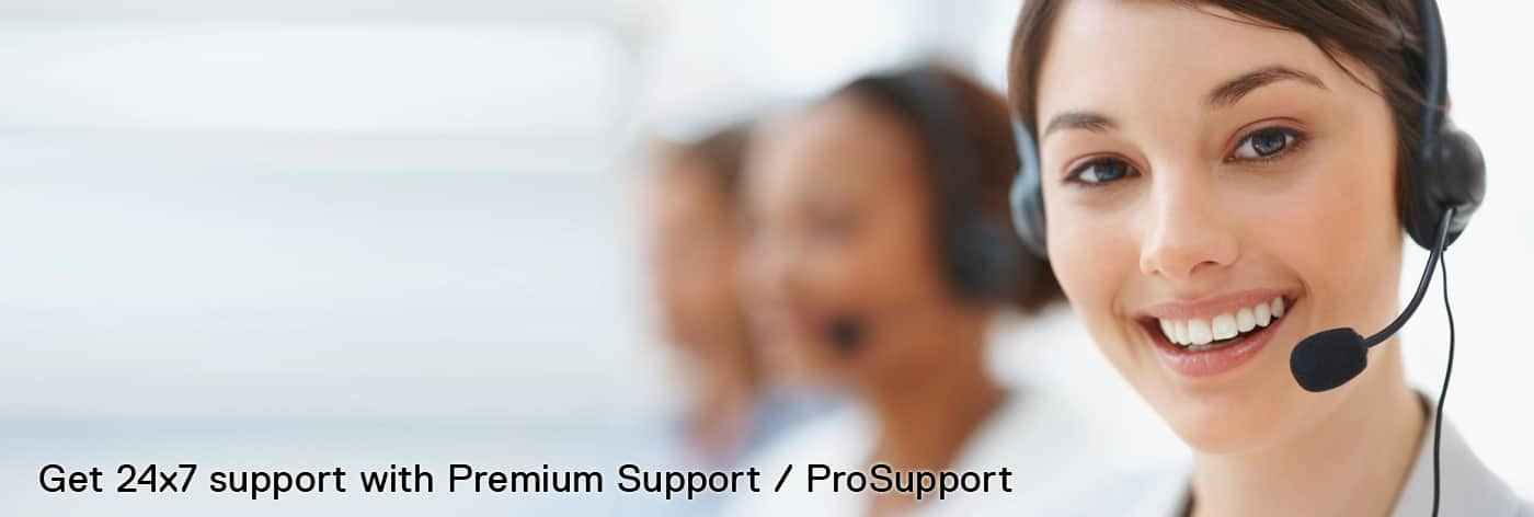 Save 30% on 3 or 4 Year Premium Support & ProSupport upgrade.