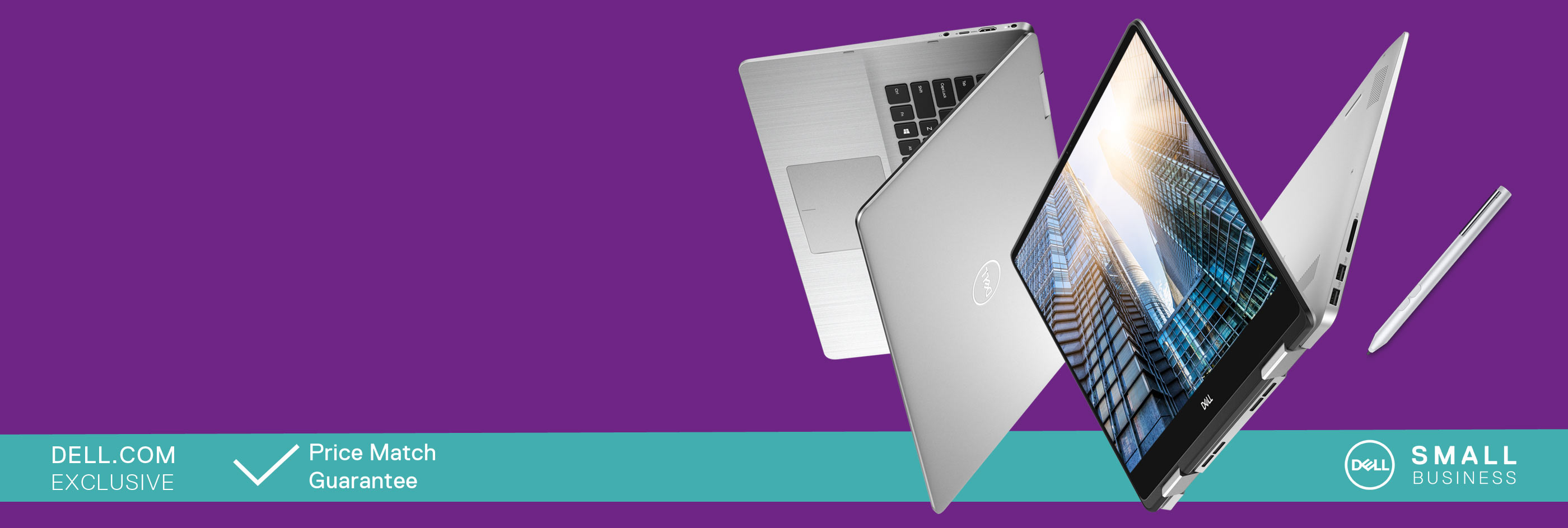 Up to $600 off selected business laptops.