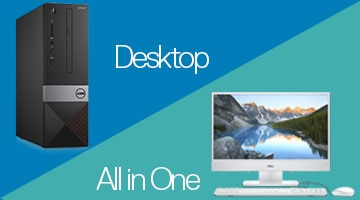 Desktops e All in One
