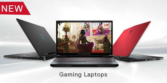 Dell Gaming Laptops, Desktops and Accessories | Dell India