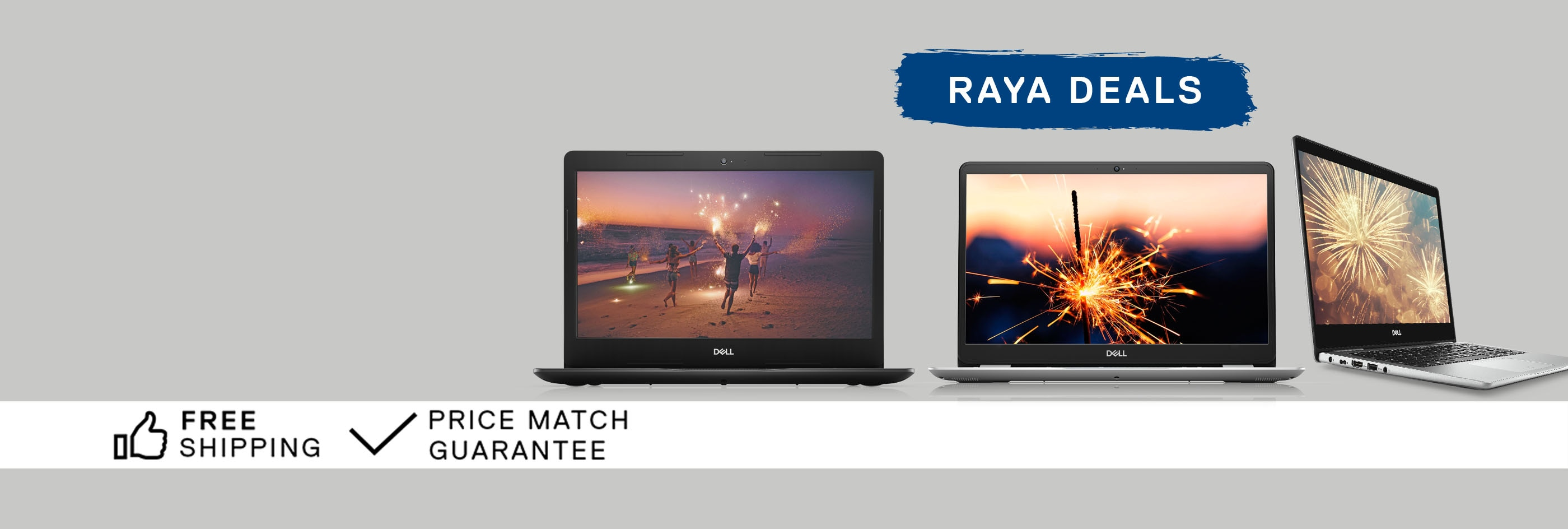 Raya Deals: Up to RM600 Off Dell laptops!