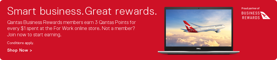 Smart business. Great rewards.