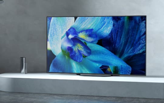 Introducing Sony OLED TV