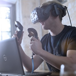 Dell Virtual Reality Solutions for Professionals
