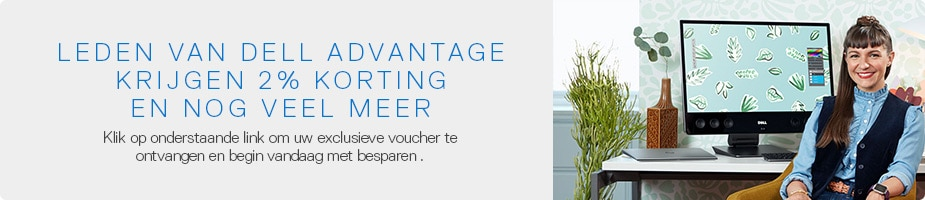 Dell Advantage voor leden