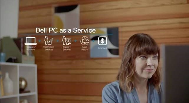 Dell PC as a Service (PCaaS)