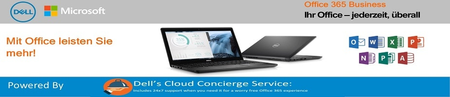Office 365 von Dell