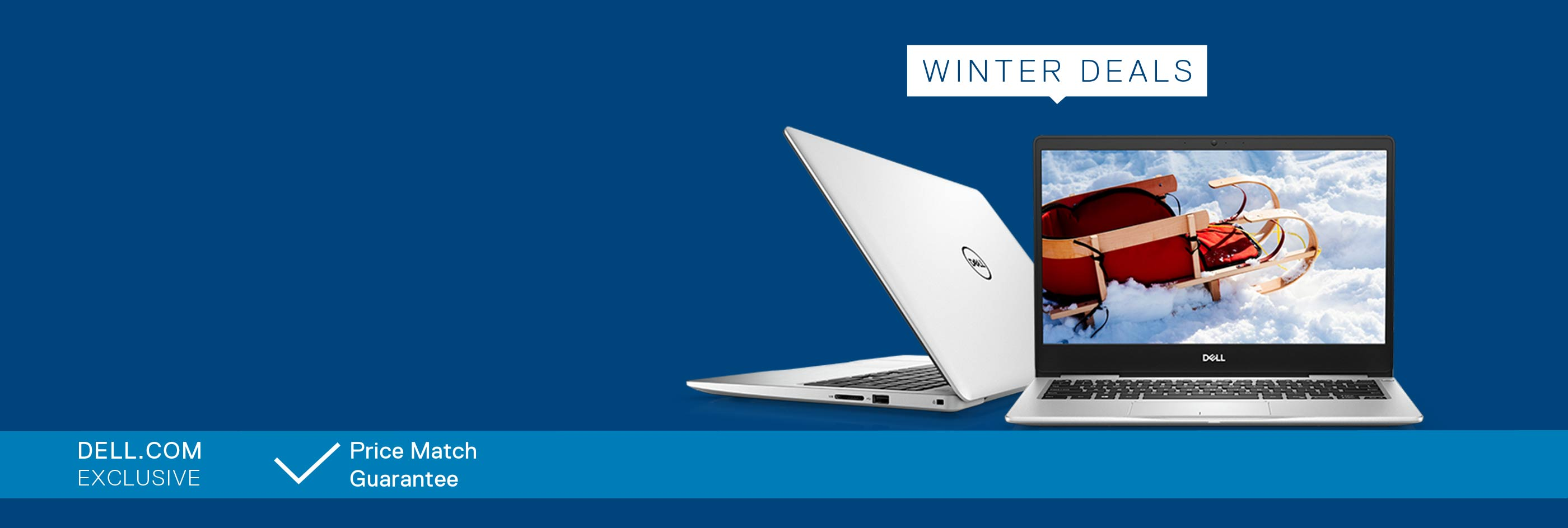 Up to 30% off selected laptops.