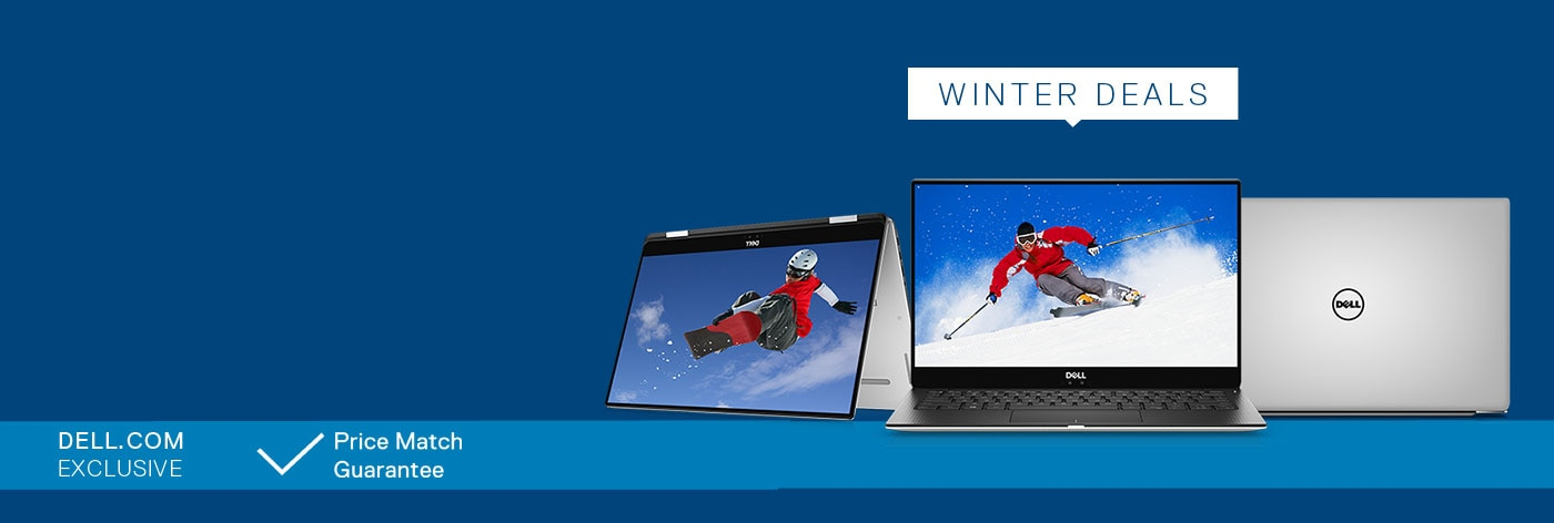Up to 15% off selected XPS laptops.
