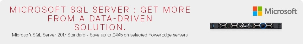 Dell PowerEdge Rack Server Deals | Dell UK
